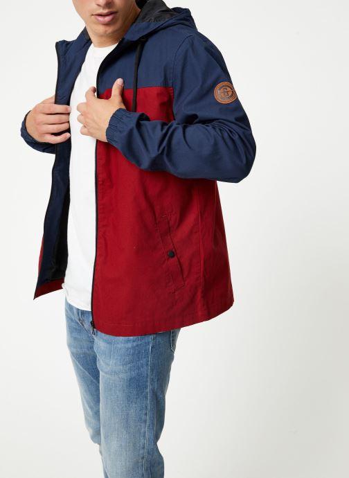 Vêtements Only & Sons Onsspencer Jacket Bordeaux vue droite