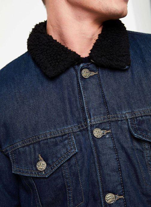Vêtements Only & Sons Onslouis Jacket Bleu vue face