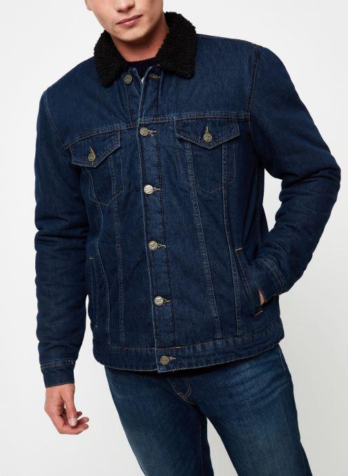 Vêtements Only & Sons Onslouis Jacket Bleu vue détail/paire