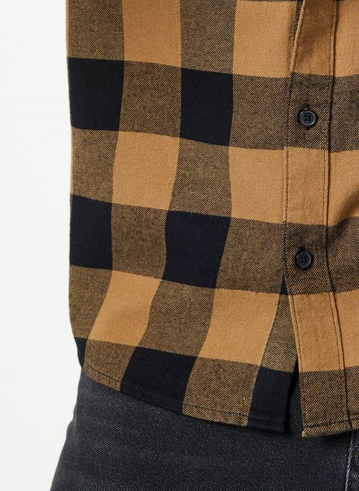 Vêtements Only & Sons Onsgudmund Shirt Marron vue face