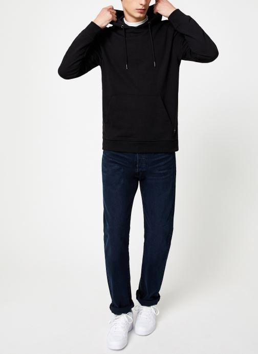 Vêtements Only & Sons Onswinston Sweat Hoodie Noir vue bas / vue portée sac
