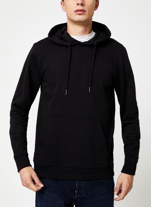 Vêtements Only & Sons Onswinston Sweat Hoodie Noir vue droite