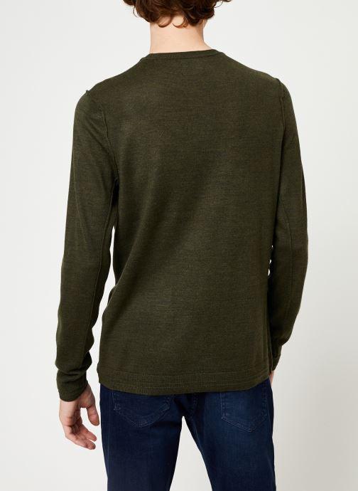 Kleding Only & Sons Onstyler Knit Groen model