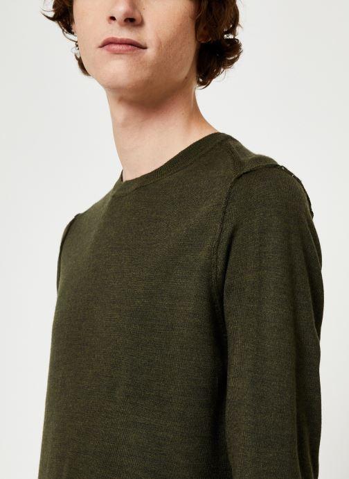 Vêtements Only & Sons Onstyler Knit Vert vue face