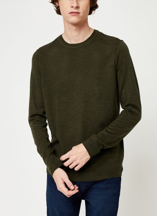 Vêtements Only & Sons Onstyler Knit Vert vue droite