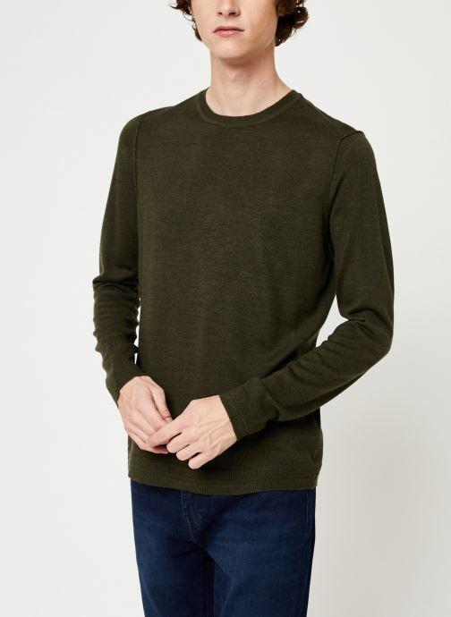 Kleding Only & Sons Onstyler Knit Groen detail