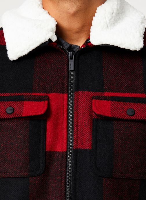 Kleding Only & Sons Onsross Jacket Rood voorkant