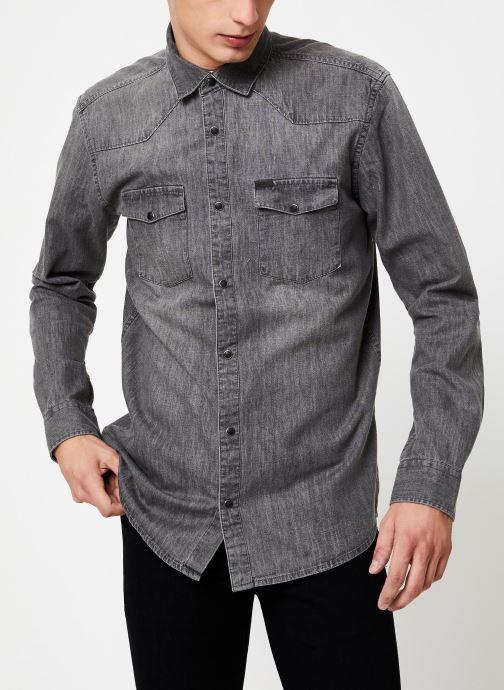 Vêtements Only & Sons Onsodin Denim Shirt Bleu vue détail/paire