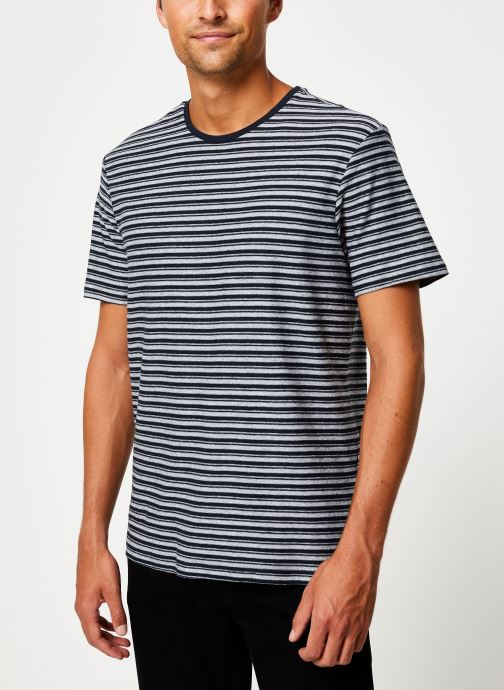 Kleding Only & Sons Onsbalo Tee Blauw detail