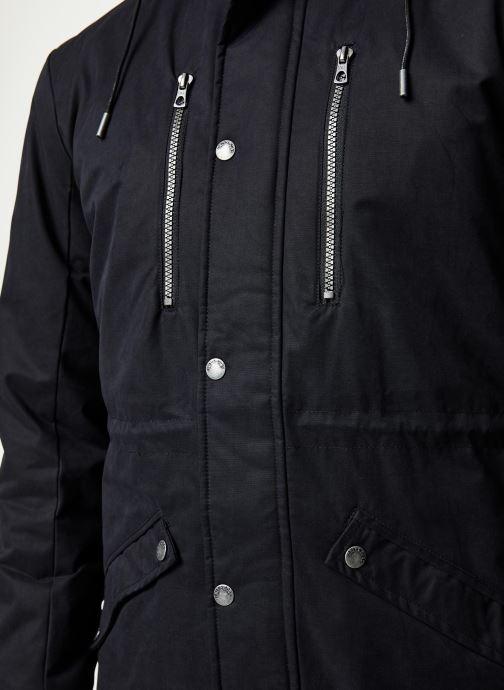 Vêtements Only & Sons Onsklaus Parka Noir vue face