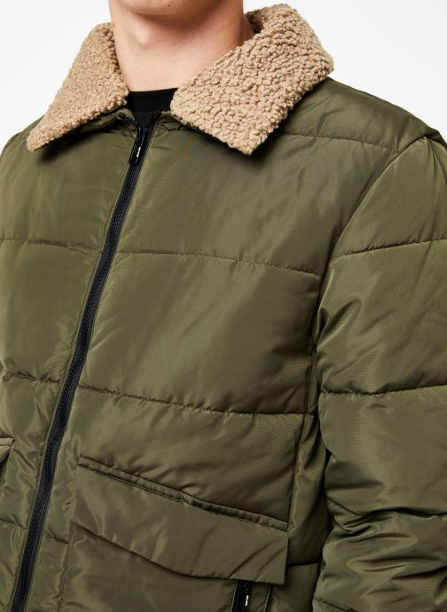 Vêtements Only & Sons Onsshore Jacket Vert vue face