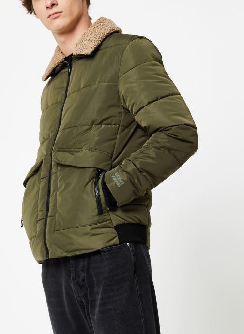 Vêtements Only & Sons Onsshore Jacket Vert vue droite