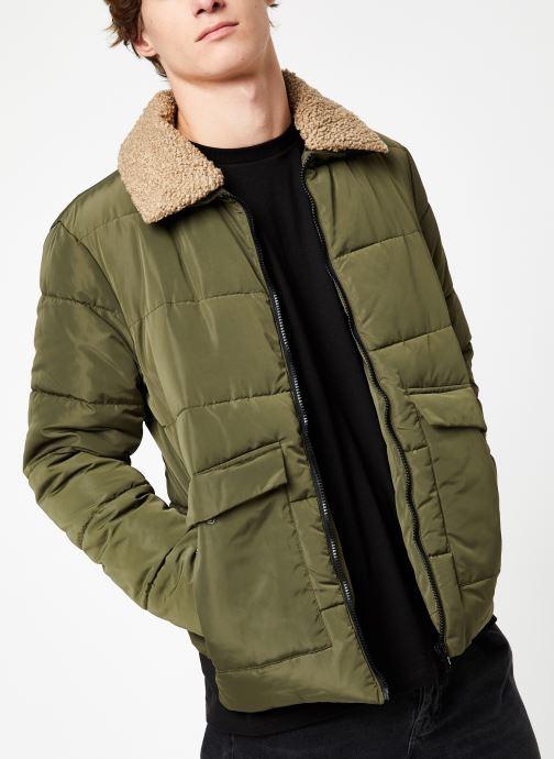 Vêtements Only & Sons Onsshore Jacket Vert vue détail/paire