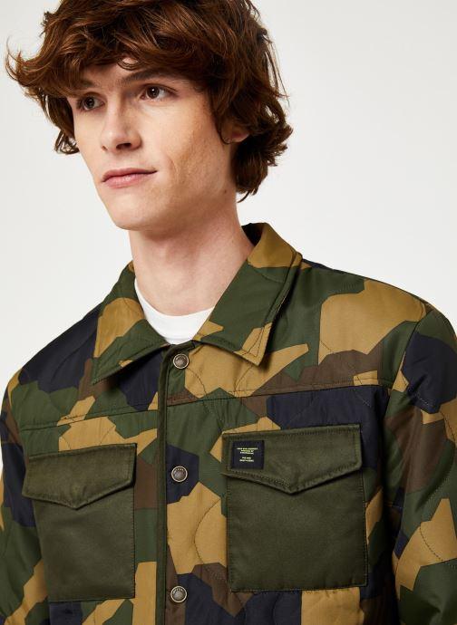 Vêtements Only & Sons Onsrain Jacket Vert vue face