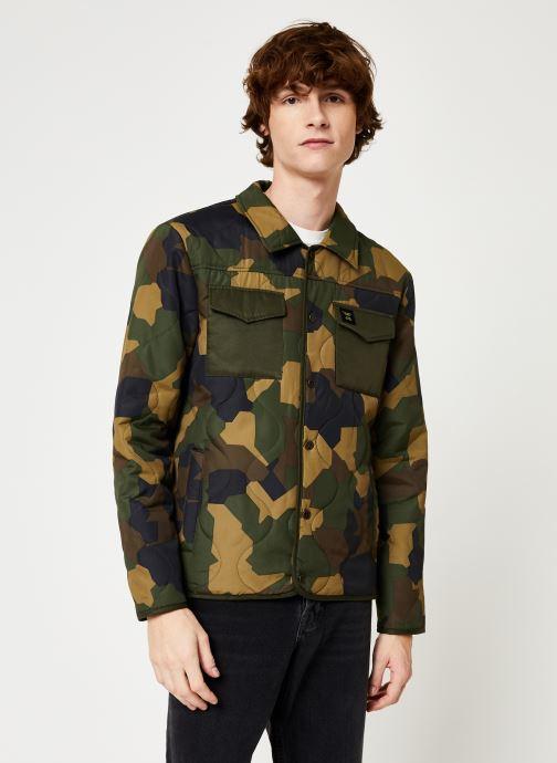Vêtements Only & Sons Onsrain Jacket Vert vue détail/paire