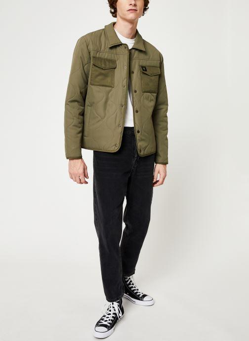 Vêtements Only & Sons Onsrain Jacket Vert vue bas / vue portée sac