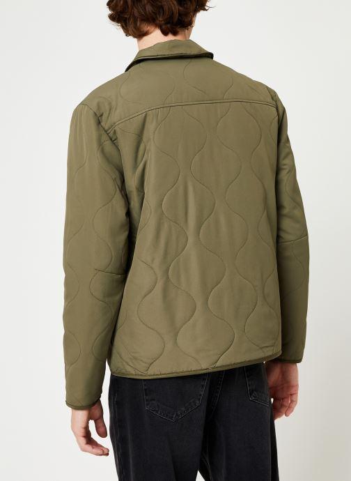 Vêtements Only & Sons Onsrain Jacket Vert vue portées chaussures