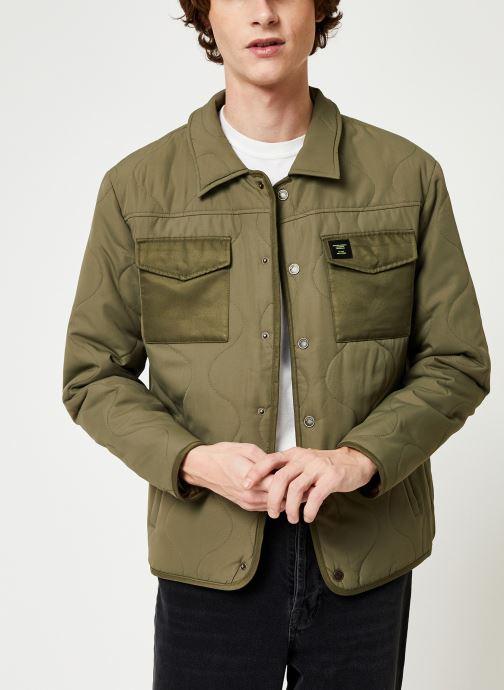 Vêtements Only & Sons Onsrain Jacket Vert vue droite