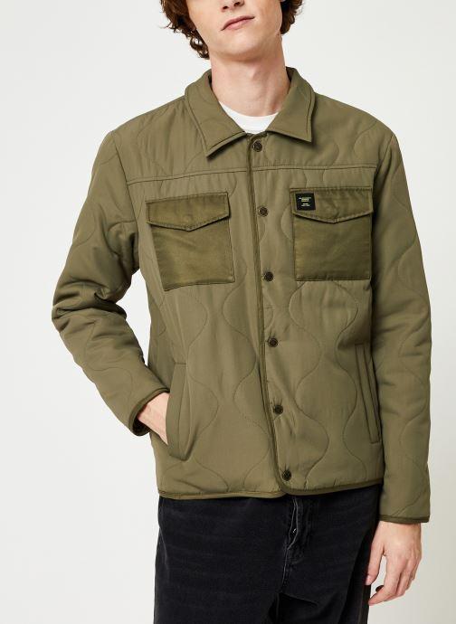 Kleding Only & Sons Onsrain Jacket Groen detail