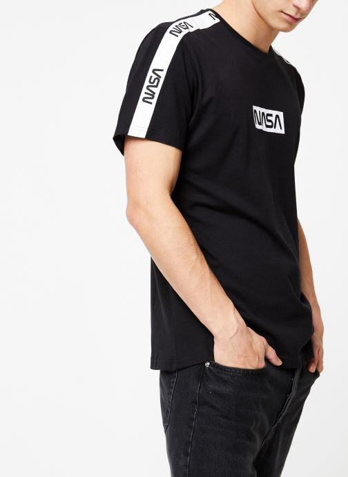 Vêtements Only & Sons Onsnasa Tee Noir vue droite