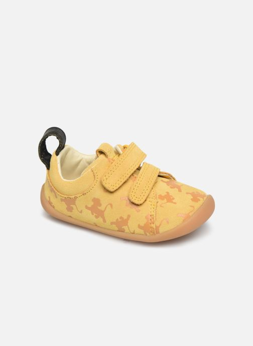 Sneakers Clarks Roamer Wild x Lion King Giallo vedi dettaglio/paio