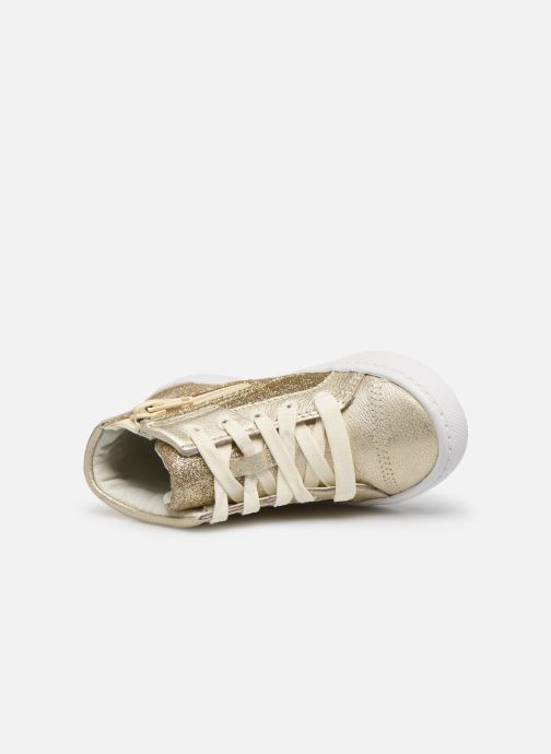 Sneakers Clarks City Oasis HT Goud en brons links