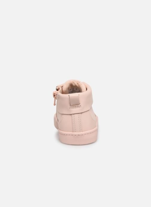 Trainers Clarks City Oasis HT Pink view from the right