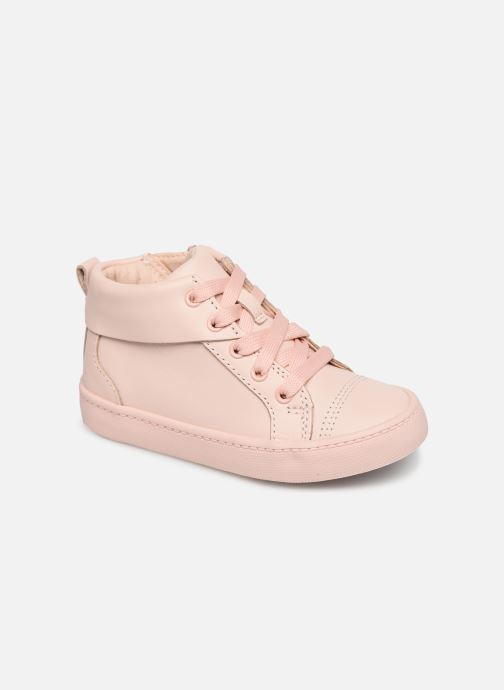 Trainers Clarks City Oasis HT Pink detailed view/ Pair view