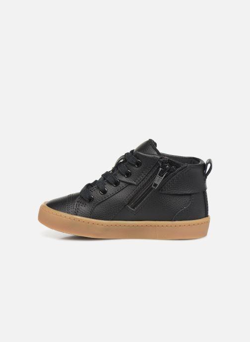 Sneaker Clarks City Oasis HT schwarz ansicht von vorne