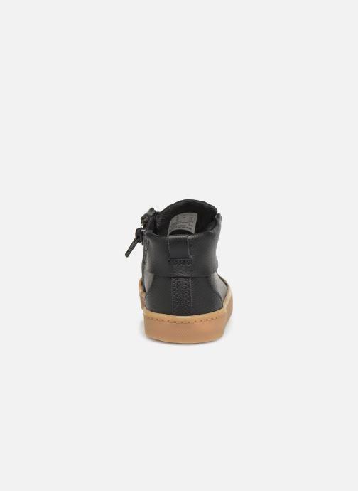 Sneaker Clarks City Oasis HT schwarz ansicht von rechts
