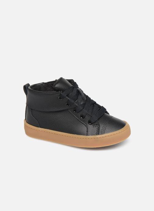 Sneakers Clarks City Oasis HT Sort detaljeret billede af skoene
