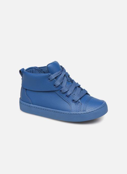 Sneakers Clarks City Oasis HT Azzurro vedi dettaglio/paio