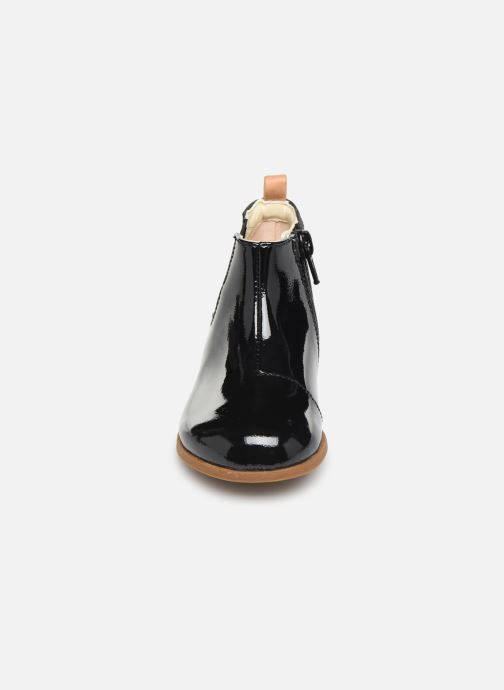 Boots en enkellaarsjes Clarks Drew Fun T Zwart model