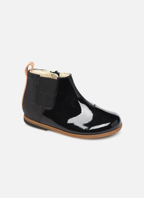 Boots en enkellaarsjes Clarks Drew Fun T Zwart detail
