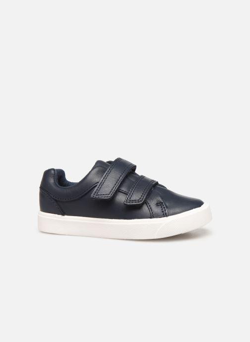 Sneakers Clarks City OasisLo T Azzurro immagine posteriore