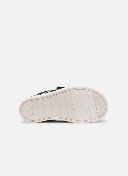 Baskets Clarks City Team x Toy Story Noir vue haut