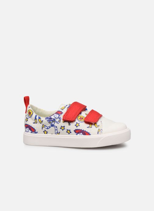 Sneakers Clarks City Team x Toy Story Wit achterkant