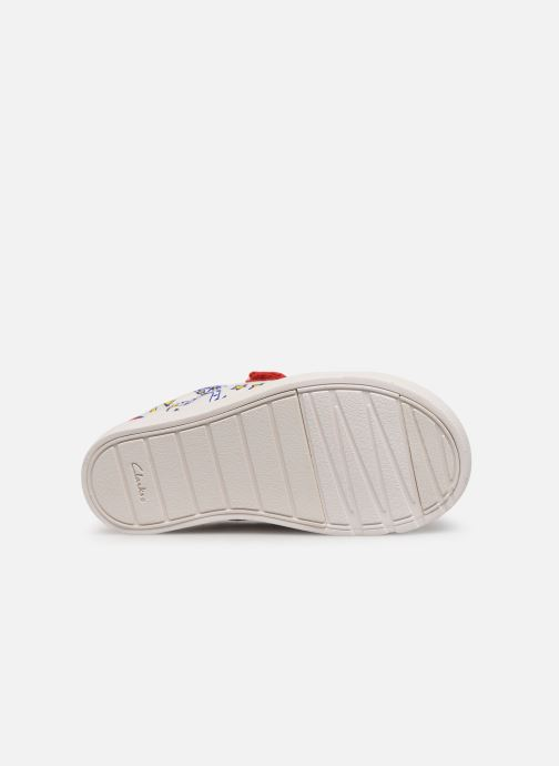Sneakers Clarks City Team x Toy Story Wit boven