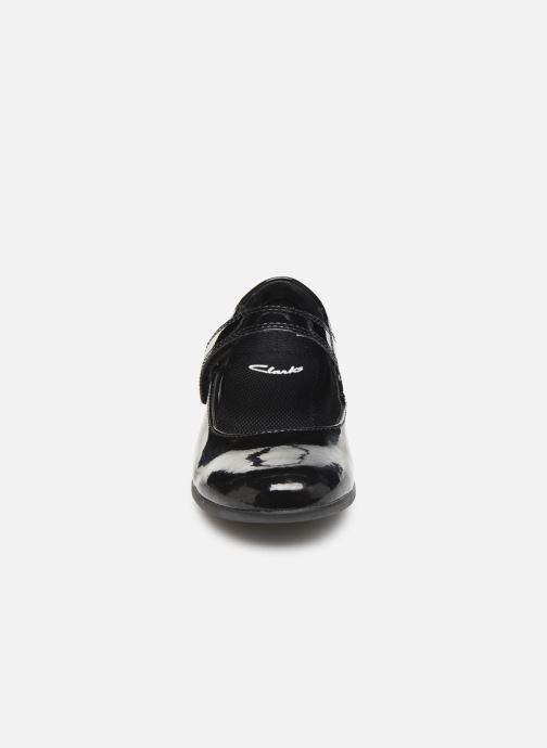 Ballerinas Clarks Scala Pure K schwarz schuhe getragen