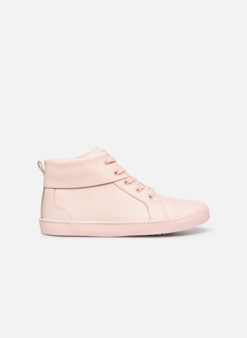 Trainers Clarks City OasisHi K Pink back view