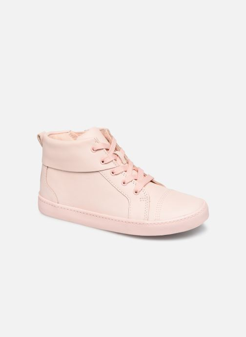 Trainers Clarks City OasisHi K Pink detailed view/ Pair view