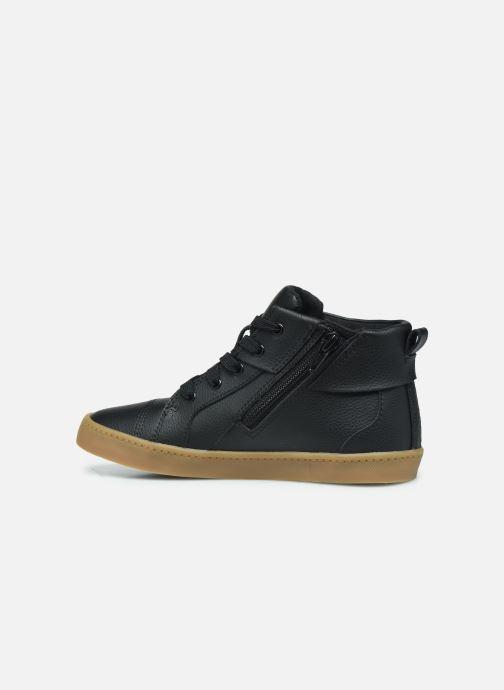 Sneaker Clarks City OasisHi K schwarz ansicht von vorne