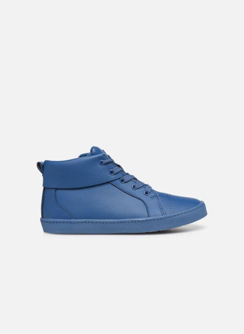Sneaker Clarks City OasisHi K blau ansicht von hinten