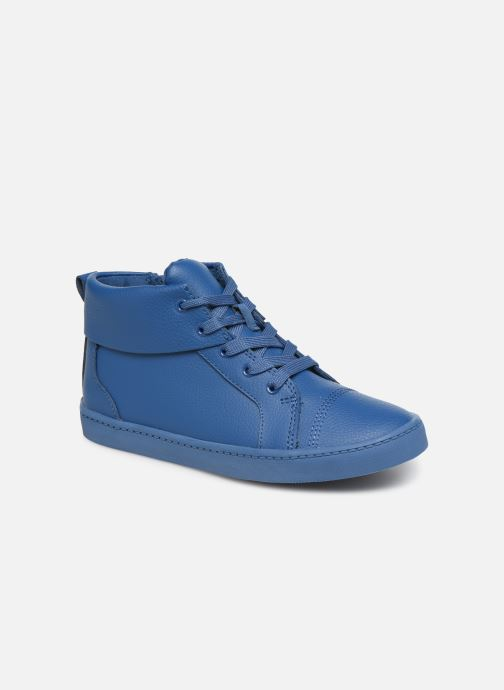 Sneaker Clarks City OasisHi K blau detaillierte ansicht/modell