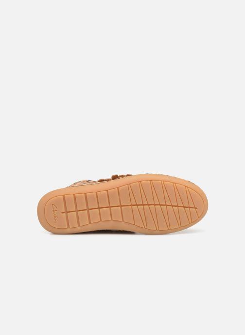 Stiefeletten & Boots Clarks Skylark Form K braun ansicht von oben