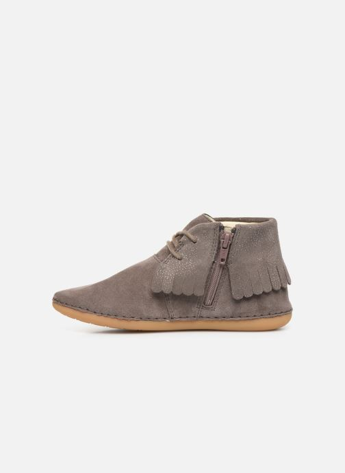 Ankle boots Clarks Skylark Form K Brown front view