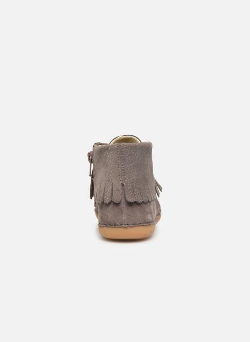 Boots en enkellaarsjes Clarks Skylark Form K Bruin rechts