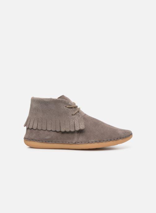 Boots en enkellaarsjes Clarks Skylark Form K Bruin achterkant