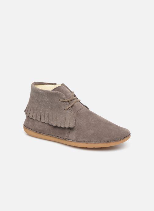 Boots en enkellaarsjes Clarks Skylark Form K Bruin detail