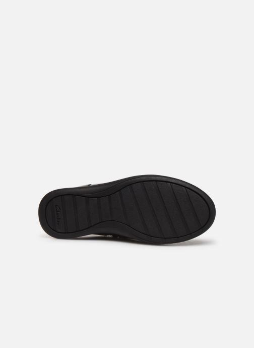 Bottines et boots Clarks Etch Form K Noir vue haut